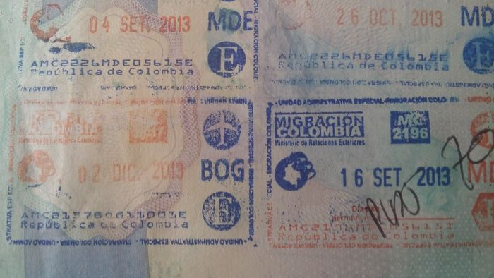 Renewing Your Colombian Tourist Visa in 2017